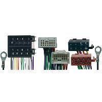 Faisceau Mute Nissan Fiches ISO Installation Kit Main Libre compatible Nissan Primera Almera Tino ap05 Caliber