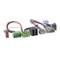 Faisceau Mute Opel Cable Mute compatible avec Opel Quadlock 40 PIN