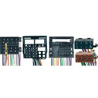 Faisceaux Citroen Fiches ISO Installation Kit Main Libre pour Citroen ap04 Peugeot ap04 Fiat - RAC2501X - Caliber