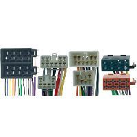 Faisceaux Daihatsu Fiches ISO Installation Kit Main Libre pour Daihatsu - Caliber