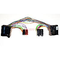 Faisceaux Ford Fiches ISO Installation Kit Main Libre pour Ford Focus CMAX Mondeo Fiesta Galaxy Kuga SMAX Transit - ADNAuto