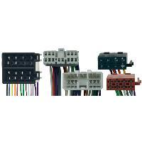 Faisceaux Hyundai Fiches ISO Installation Kit Main Libre Hyundai - tous modeles sauf Atos Santa-fe Matrix