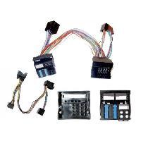 Faisceaux Installation Kit Main Libre Adaptateur Kit Main Libre pour BMW Serie 1 3 7 X1 Z4 - ADNAuto