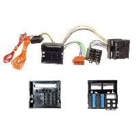 Faisceaux Installation Kit Main Libre Cable Mute Kit Main Libre pour Mercedes - ADNAuto