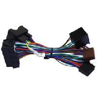 Faisceaux Installation Kit Main Libre Faisceau adaptateur kit mains libres Megane 3Scenic 3