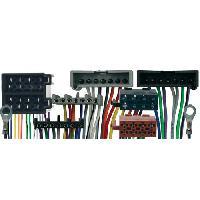 Faisceaux Mitsubishi Faisceau ISO Autoradio pour Mitsubishi et Chrysler av00 - Cable MUTE - RAC1200X