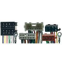 Faisceaux Mitsubishi Fiches ISO Installation Kit Main Libre pour Mitsubishi ap96