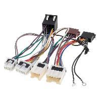 Faisceaux Nissan Faisceau adaptateur Parrot compatible Nissan - Cable MUTE - ADNAuto