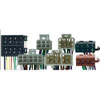 Faisceaux Nissan Fiches ISO Installation Kit Main Libre compatible Nissan avant 1999 - Ford Maverick - RAC2400X - Caliber