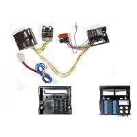 Faisceaux Saab Faisceau adaptateur Parrot pour Saab 9.3 03-06 - Cable MUTE - ADNAuto