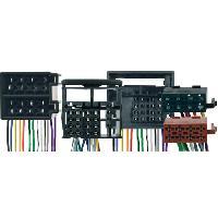 Faisceaux Saab Fiches ISO Installation Kit Main Libre pour Saab 9-3 04-06