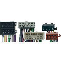 Faisceaux Ssangyong Fiches ISO Installation Kit Main Libre pour Ssang Yong Musso ap01 Rexton ap03 Kyron ap06 Actyon ap06