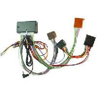 Faisceaux pour KML Module Connexion ISO pour HP - Kit Main Libre - ADNAuto