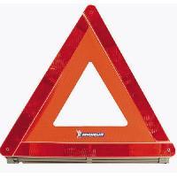 Fanion De Signalisation Michelin triangle de présignalisation