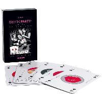 Fantaisie et Humour Jeu de Cartes Erotik Party