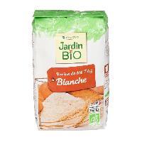 Farine - Fecule JARDIN BIO Farine de ble blanche bio - 1 kg