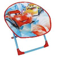 Fauteuil - Canape Bebe CARS Siege Lune Ice Racing