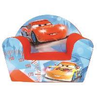 Fauteuil - Canape Bebe Fun House Disney Disney Cars fauteuil club en mousse pour enfant