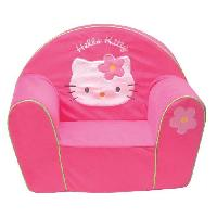 Fauteuil - Canape Bebe Fun House Hello Kitty fauteuil club en mousse pour enfant