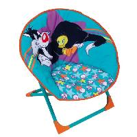 Fauteuil - Canape Bebe LOONEY TUNE Siege Lune