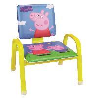 Fauteuil - Canape Bebe PEPPA PIG Premier Fauteuil