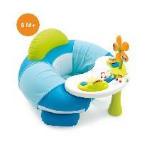 Fauteuil - Canape Bebe SMOBY Cotoons Cosy Seat 2 en 1 - Bleu