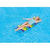 Fauteuil - Chaise Longue - Matelas Gonflable Piscine BESTWAY Matelas gonflable piscine - 185 x 69 cm