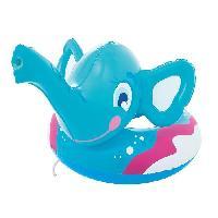 Fauteuil - Chaise Longue - Matelas Gonflable Piscine Bouee Elephant Arroseur - 69 x 61 cm
