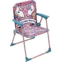 Fauteuil - Chaise Longue - Matelas Gonflable Piscine Chaise Licorne pliante Pour Enfant - Montée38x32x53 cm - Aucune