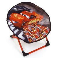Fauteuil - Chaise Longue - Matelas Gonflable Piscine DISNEY CARS Fauteuil Rond Pliable Pour Enfant - Montée 50x50x50 cm