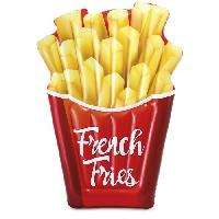 Fauteuil - Chaise Longue - Matelas Gonflable Piscine INTEX Matelas gonflable Cornet De Frites
