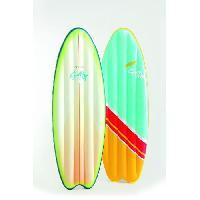 Fauteuil - Chaise Longue - Matelas Gonflable Piscine INTEX Matelas gonflable de Piscine Surf Fiber Tech