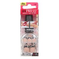 Faux Ongles - Capsule - Tips - Forme - Prothese IMPRESS Glintz&Glamour