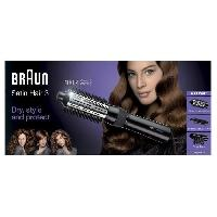 Fer A Friser - Fer A Boucler Appareil de Coiffure - BRAUN Satin Hair 3 AS330 av