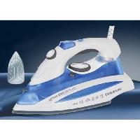Fer A Repasser - Fer A Reservoir Amovible - Fer A Repasser A Reservoir Xl TAURUS 918851000 Fer a repasser Artica Zaffiro - 2800 W - Blanc et Bleu