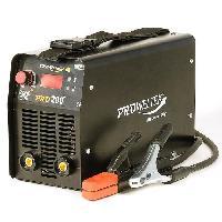 Fer A Souder - Poste A Souder Poste a souder inverter PRO200 - Livre avec kit soudeur gant soudeur anti chaleur et lot d'electrode 2.5 mm