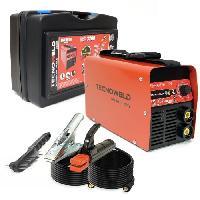 Fer A Souder - Poste A Souder TECNOWELD poste a souder inverter 130a es3200  + cagoule lcd automatique 9/13 + gants + electrodes - Aucune