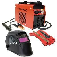 Fer A Souder - Poste A Souder TECNOWELD  poste a souder inverter 80a es2500  + cagoule lcd automatique 9/13 + gants + electrodes - Aucune
