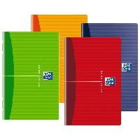 Feuillet Mobile - Copie Double OXFORD Cahier agrafé A4 - 96 pages - Seyes Ofbook