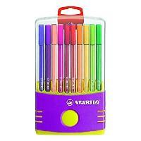 Feutres Colorparade 20 feutres de coloriage Pen 68 - Decor pack framboise