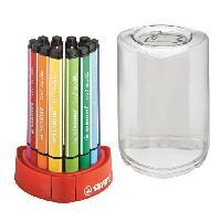 Feutres Etui ColorParade de 12 Feutres de coloriage Trio Scribbi