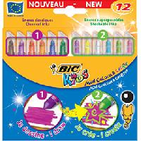 Feutres Feutres a colorier magique BIC