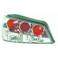 Feux Arrieres 2 Feux Tuning EVO Light Adaptables compatible avec Peugeot 306 92-96