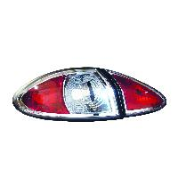 Feux Arrieres 2 Feux Tuning EVO Light Adaptables pour Alfa Romeo 147 - RougeCristal