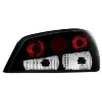 Feux Arrieres 2 Feux Tuning EVO Light Adaptables pour Peugeot 306 Cabriolet 97-00 Generique