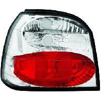Feux Arrieres 2 Feux Tuning EVO Light compatible avec VW Golf III 91-98 - Cristal - PROMO ADN