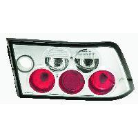Feux Arrieres 2 Feux Tuning Lexus Adaptables compatible avec Opel Calibra 90-98