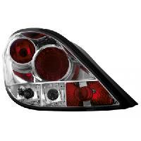 Feux Arrieres Peugeot 2 Feux Tuning EVO Light Adaptables pour Peugeot 207 ap06 - ADNAuto