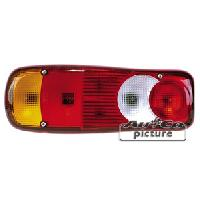 Feux Arrieres Renault 2 Feux Arrieres compatible Renault Maxity - Nissan Cabstar F24