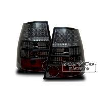 Feux Arrieres VW 2 Feux adaptables LED pour VW Bora 99-04 - Golf IV 99-06 fumee